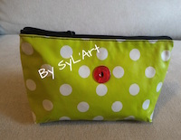 "Trousse ""Vydelle""  By SyL'Art"