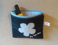 "Trousse ""Vichy""  By SyL'Art"
